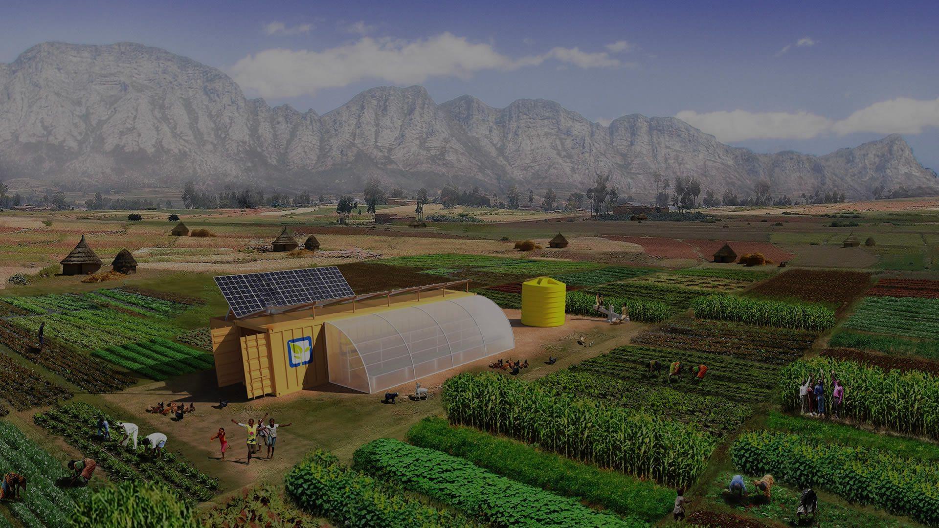 Güneş Enerjili Tarımsal Sulama